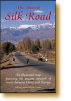 Book Cover of Silk Road Map - 978-962-217-820-5