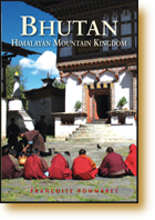 Book Cover of Bhutan - 978-962-217-810-6