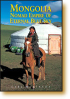 Book Cover of Mongolia - 978-962-217-808-3
