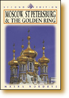Book Cover of Moscow, St Petersburg - 978-962-217-709-3
