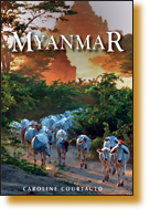 Book Cover of Myanmar - 978-962-217-832-8
