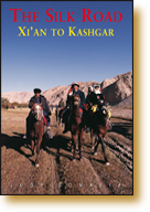 Book Cover of Silk Road - 978-962-217-761-1