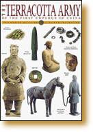 Book Cover of The Terracotta Army - 978-962-217-796-3