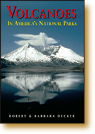 Book Cover of Volcanoes in America